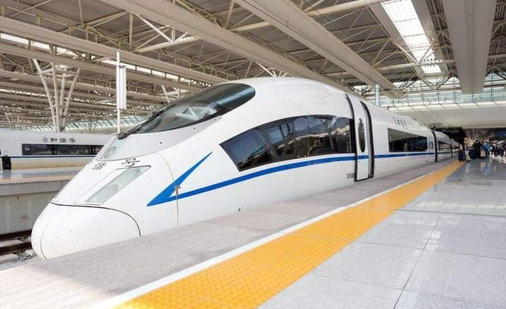 China to promote E-ticket for high-speed trains