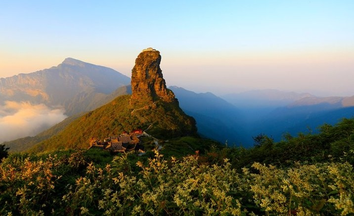 UNESCO adds China's Mount Fanjingshan to World Heritage List