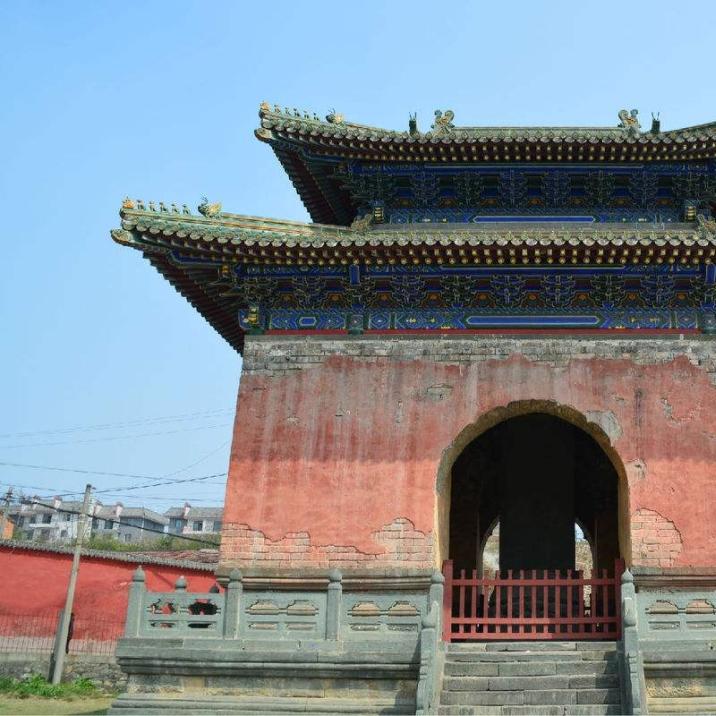Yuxu Palace