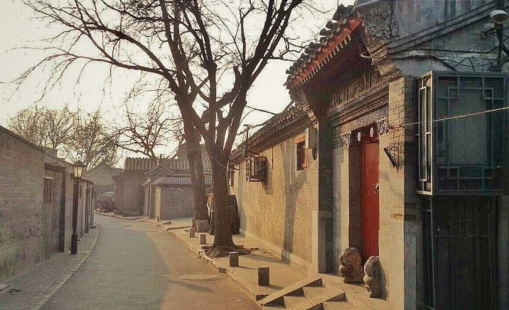 QR code tour guides service lunched in Beijing Hutongs