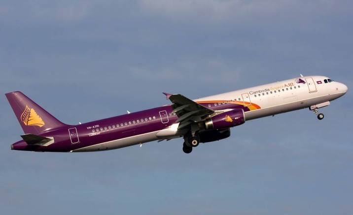 Direct air route links Chongqing and Sihanoukville