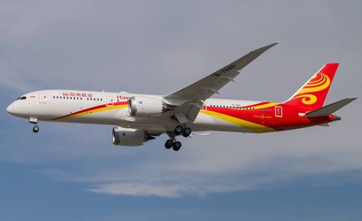 Direct air route links Guangzhou and Israel