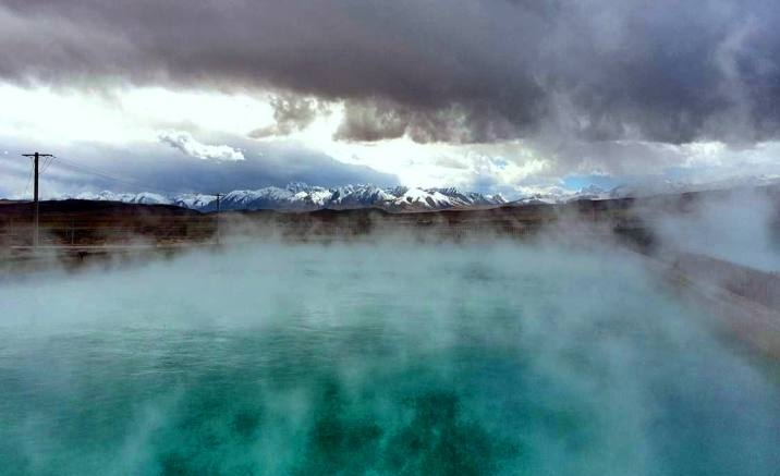The First Yangbajain Hot Spring Tourism Season opened in Tibet