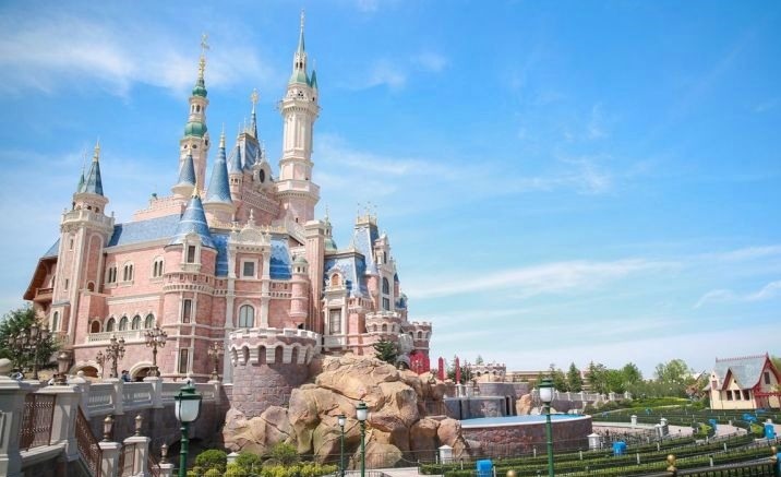 Shanghai Disney Resort to build Zootopia themed land