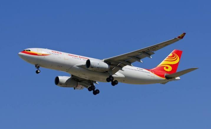 Hainan Airlines to open Shenzhen-Dublin flight