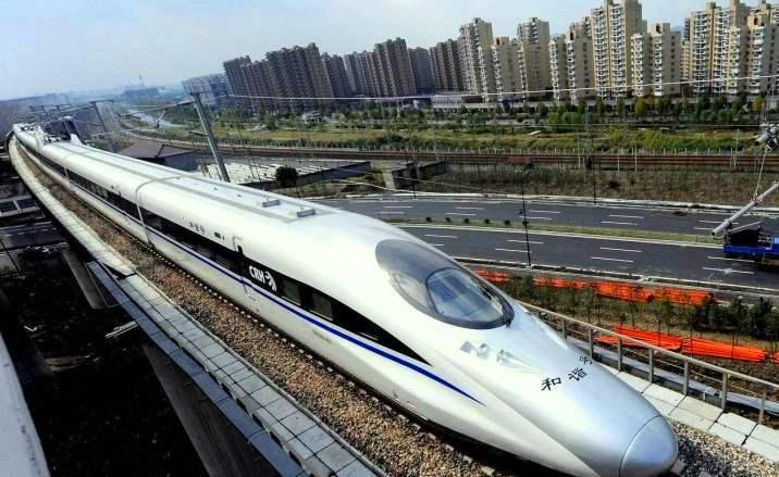 High-speed train linking Hangzhou and Huangshan opens