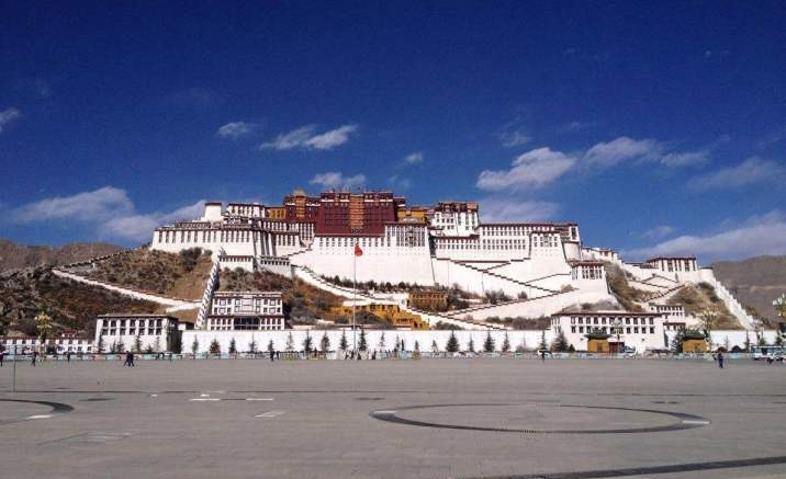 Tibet Potala Palace starts winter promotion until March next year