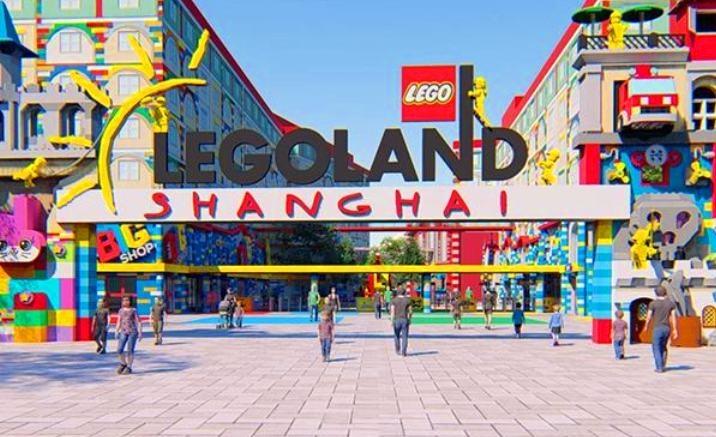 Shanghai to open Legoland theme park