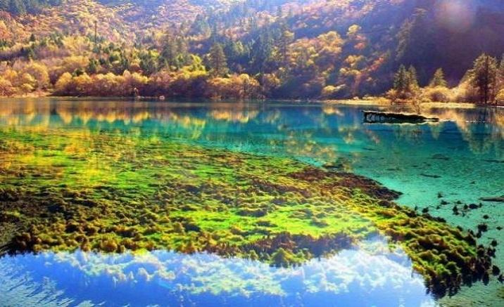 La Réouverture de Jiuzhaigou