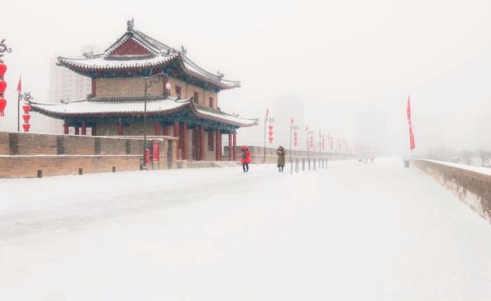 24 Heures à Changan Plonge Xi'an dans la Fièvre du Tourisme