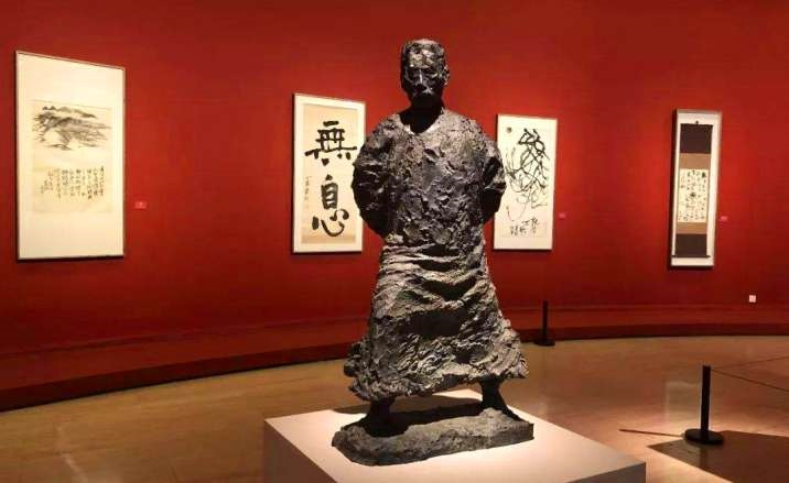 National Art Museum opens Xiong Bingming artworks exhibition