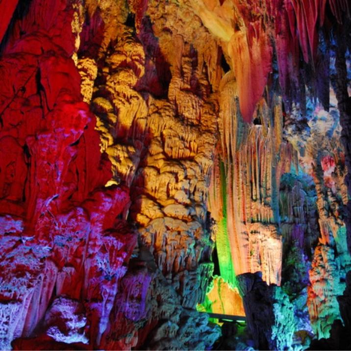 La Grotte de la flûte de roseau