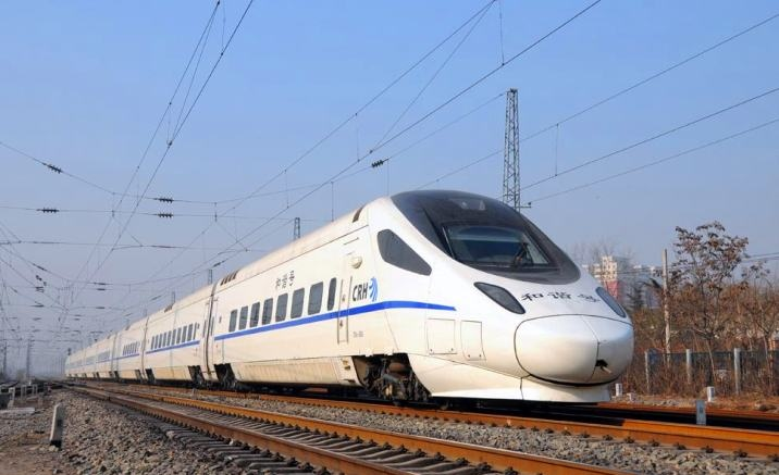 Beijing-Zhangjiakou high-speed railway starts testing