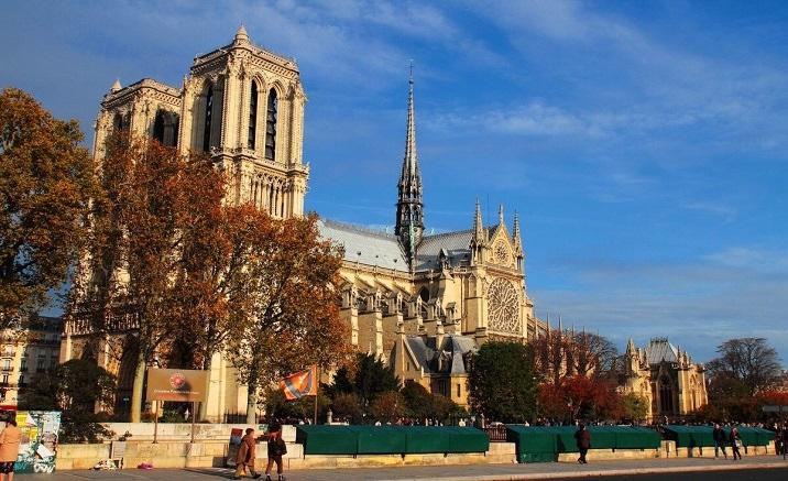 Des experts chinois participeront à la restauration de la Notre-Dame de Paris