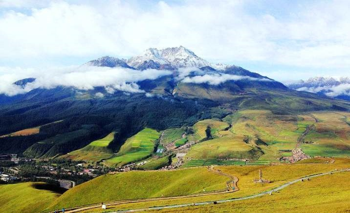 Mount Qilian National Park to be built in 2020