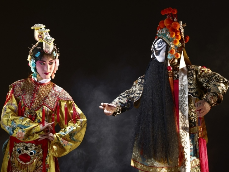 Peking Opera Culture and Costume Play Tour