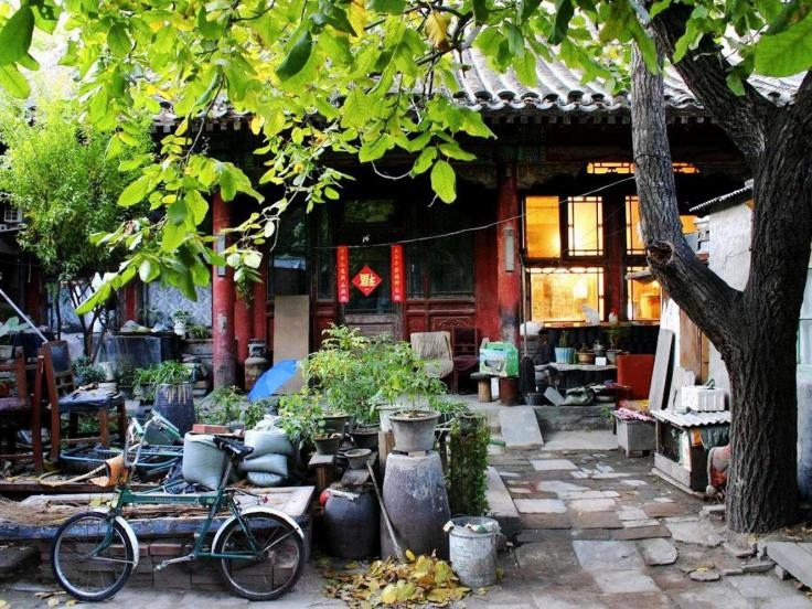 Hutong Family Visit and House Dinner Tour