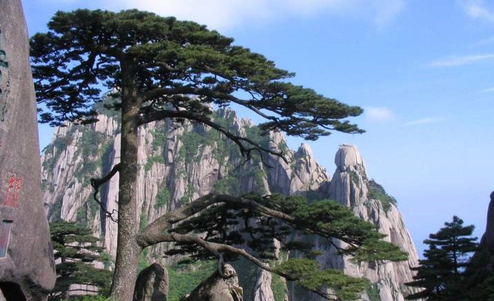 Mt. Huangshan's highest peak to reopen in March
