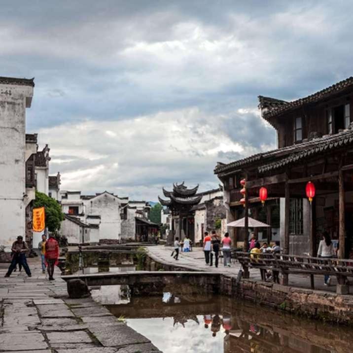 Jingdezhen Ancient Porcelain Street