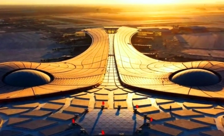 CAAC approves 10 international flights from Beijing's new airport