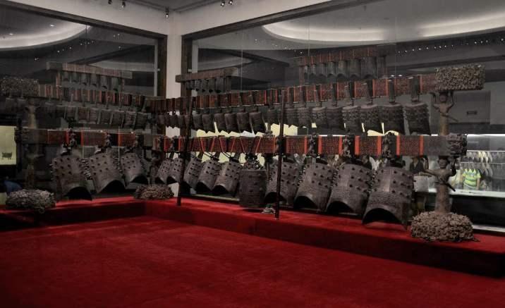 Chongqing opens cultural exhibition of Marquis Yi of Zeng