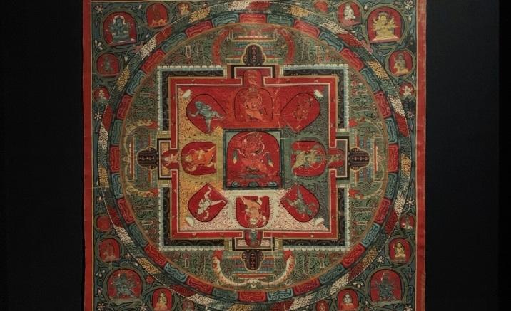 Nepal Thangka Art Exhibition opens in Beijing