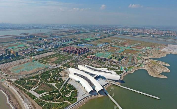 National Maritime Museum in Tianjin to open soon