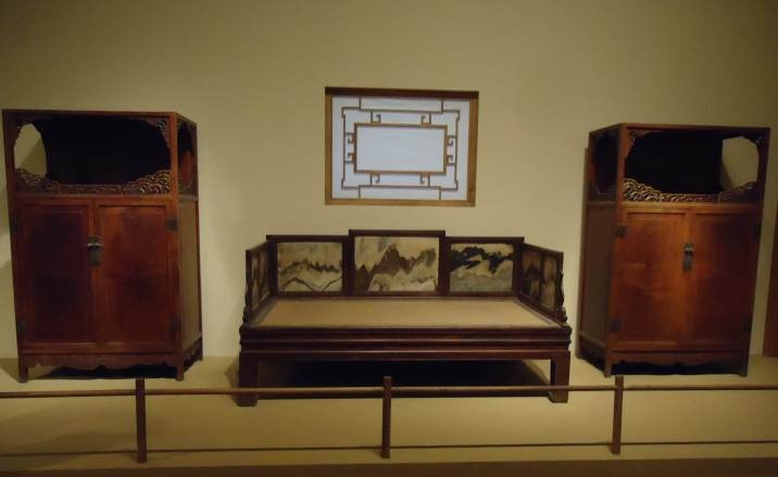 National Museum of China opens Suzhou-style furniture exhibition