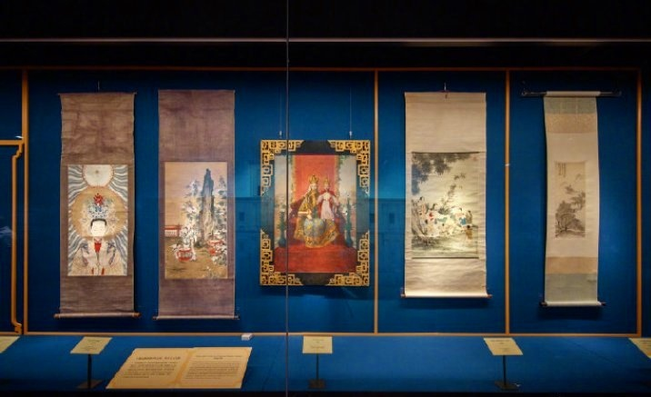 Chinese artwork from Vatican Museums opens in Beijing