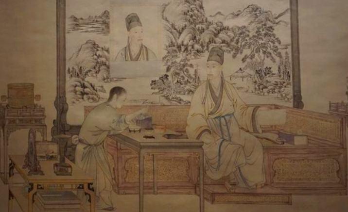 Emperor Qianlong's calligraphy exhibition opens in Beijing