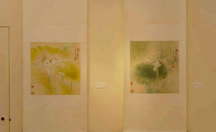 Beijing News Plaza opens art exhibition