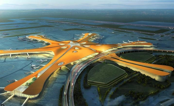 New expressway to link Beijing's new airport