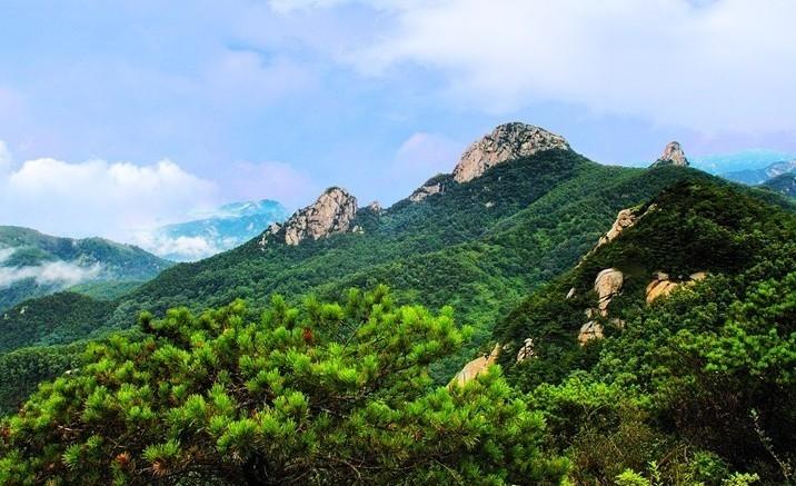 Yimeng Mountain