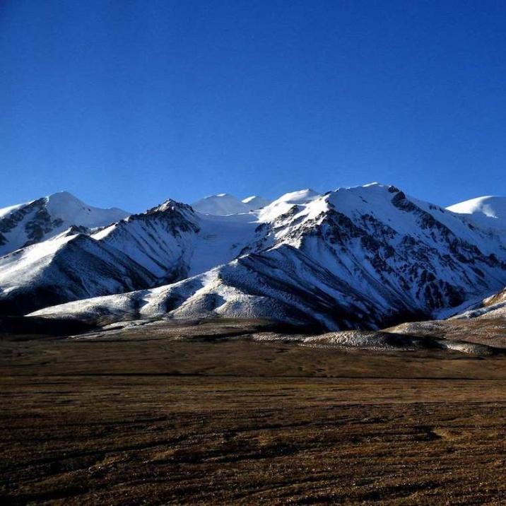 The Kunlun Mountain Pass
