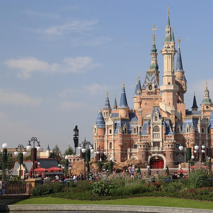Explore The Wonderland-Shanghai Disneyland