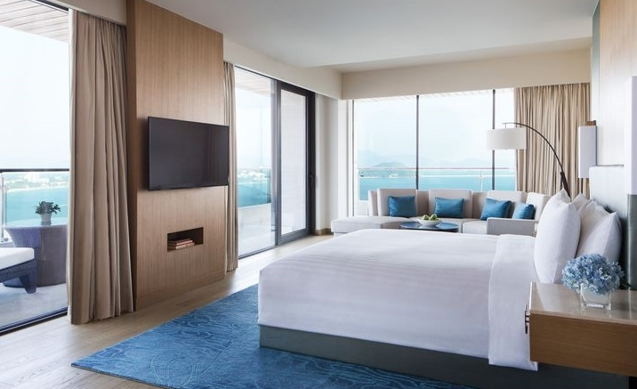 Hainan hotels are considering to eliminate disposable room amenities