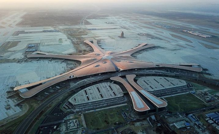 Beijing Daxing International Airport begins to sell tickets