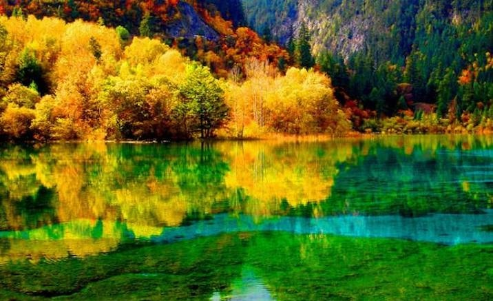 Flights to Jiuzhaigou by Air China are restored