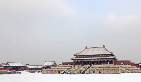 Winter discount 8-day China classic tour