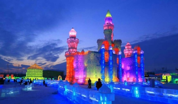Harbin: ice & ski tours