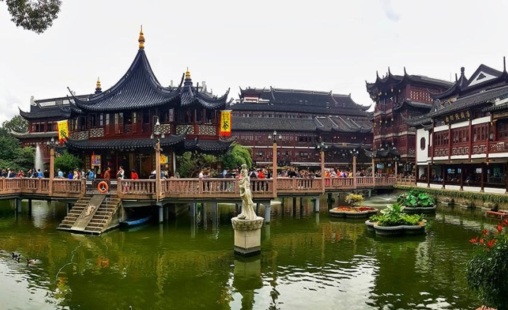 Yu Garden to be closed for environmental improvement