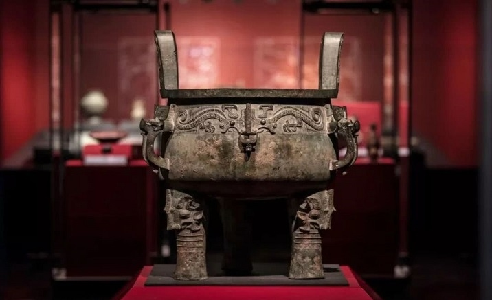 The culture and art exhibition opens in Shaanxi History Museum