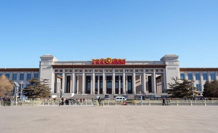 The art exhibition of Zhang Shuqi opens in Beijing