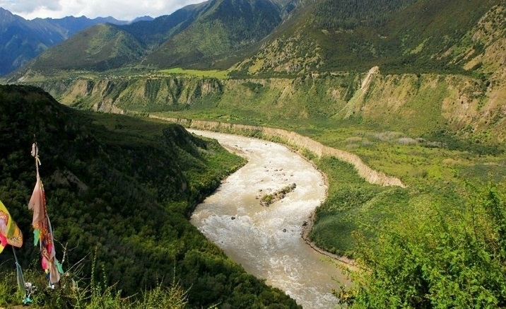 Yarlung Zangbo Grand Canyon was promoted as a National 5A Tourist Attraction