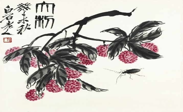 Beijing Fine Art Academy opens the exhibition to memory Qi Baishi