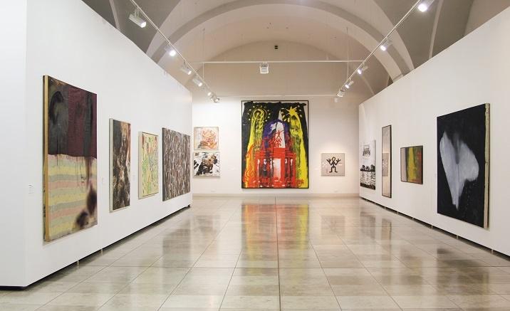 Beijing Yimei Art Museum opens the sculpture exhibition