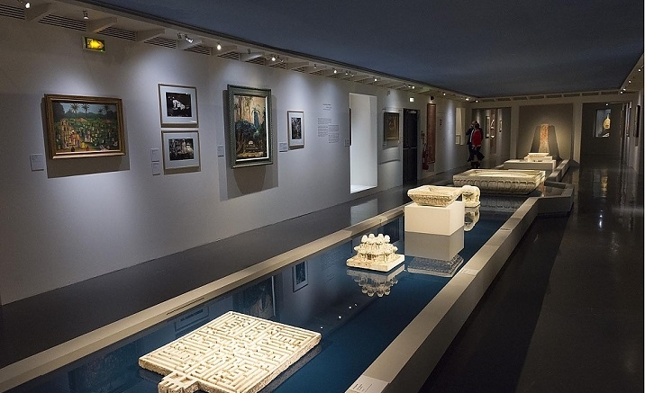 The exhibition of Chinese antiques opens