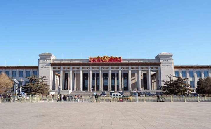 National Museum of China opens the exhibition about Ni state