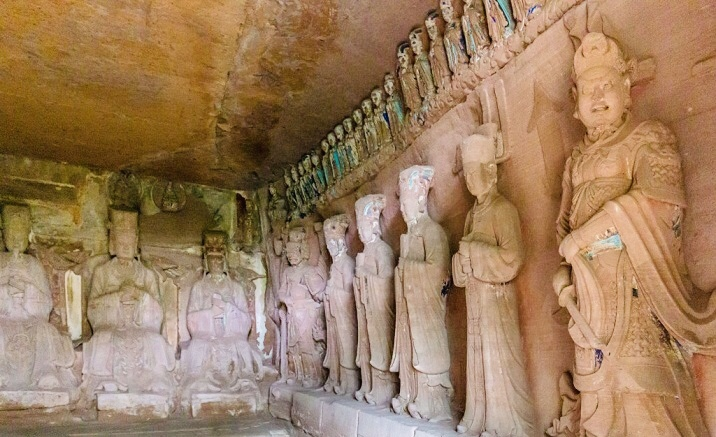 Chongqing Dazu Rock Carvings Scenic Area to offer free entrance for China's medical workers
