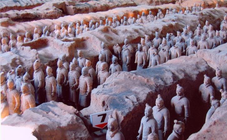 Museo de Terracota Xi'an